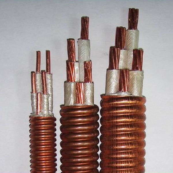 柔性矿物质绝缘电缆